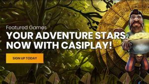 Casiplay Casino Review promo1