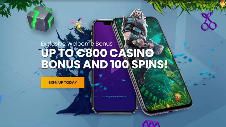 Casiplay Casino Review welcome bonus