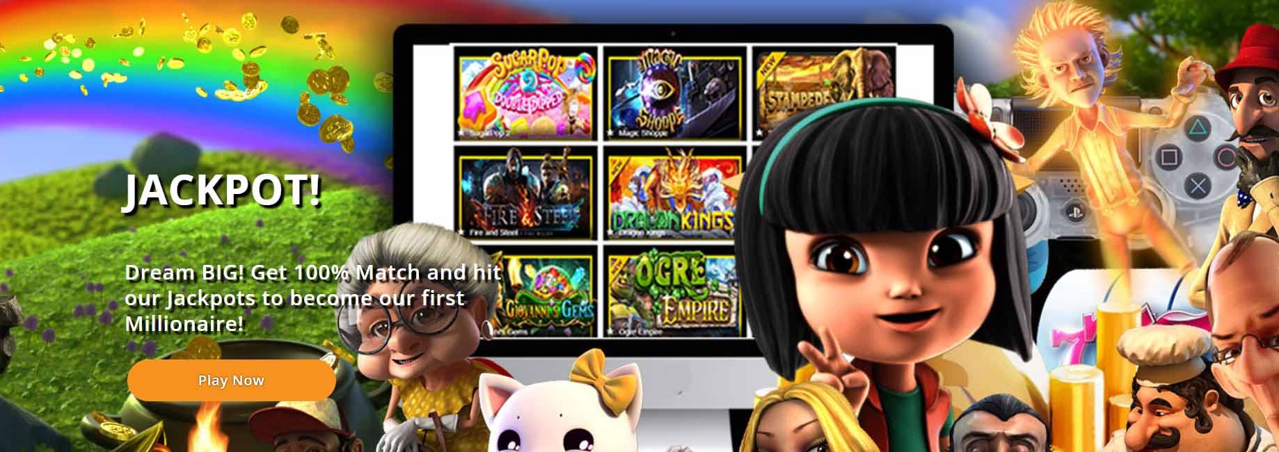 Casino765 Review jackpot