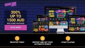 Lucky Bar Casino Review