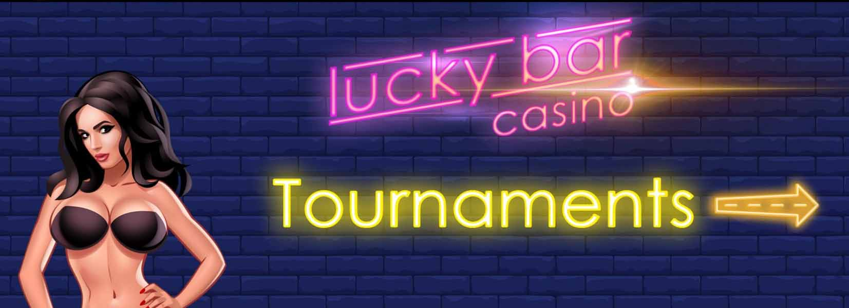 Lucky Bar Casino Review tournaments