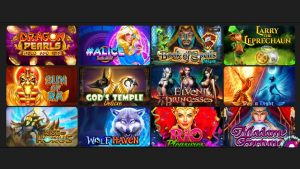 Lucky Bar Casino Review games