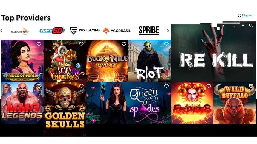 allreels casino review