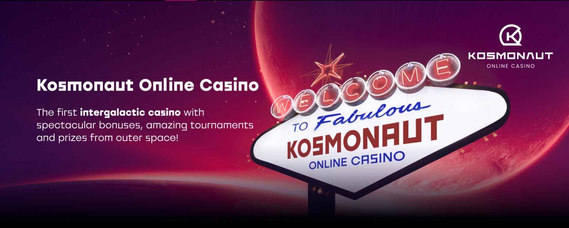 kosmonaut casino review
