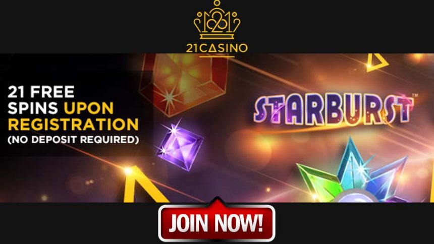21 Casino Review 21 No Deposit Free Chips On Signup Twenty One