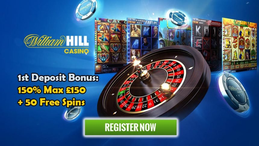 william hill games 50 free spins