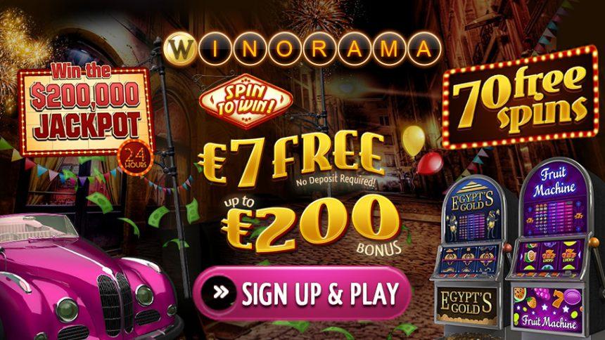 Vinorama Casino