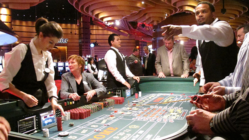 Online gambling that pays real money