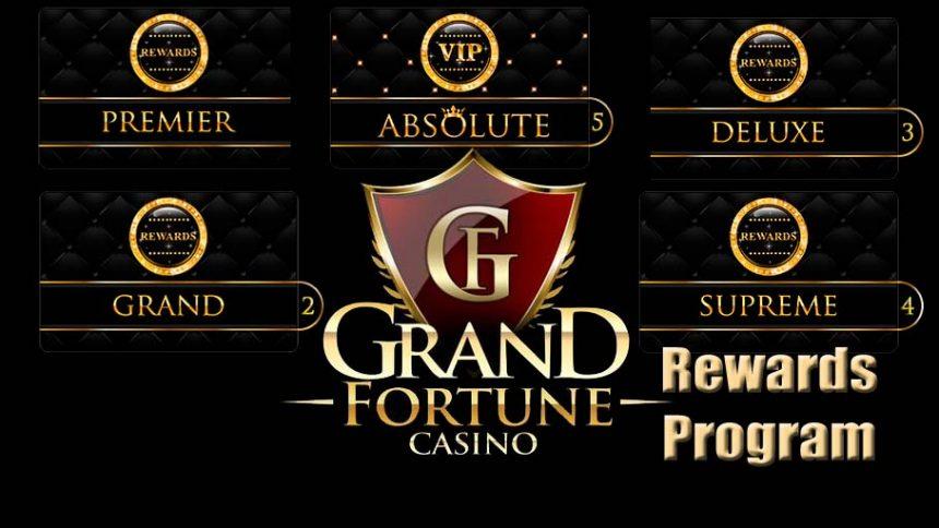 Grand Fortune Casino Rewards Program Is More Lucrative Than Ever