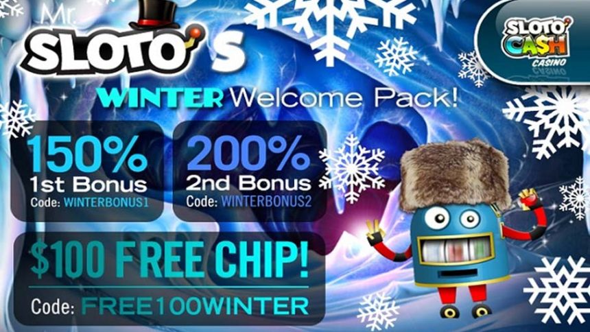 Sloto Cash Free No Deposit Bonus Codes